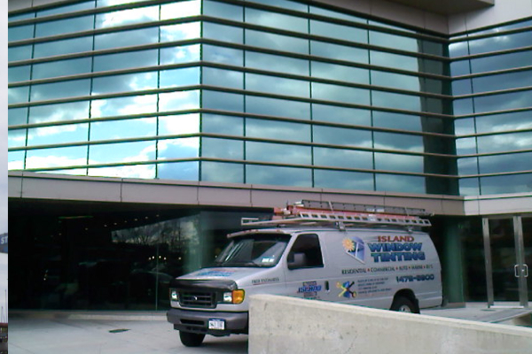 Commercial Long Island Window Tinting-Island Window Tinting
