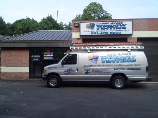 Long Island Window Tinting-Island Window Tinting